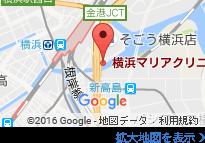 美容皮膚科 横浜マリアクリニック Googleマップ