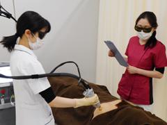 町田マリアクリニックで納得の医療レーザー脱毛
