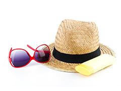 医療脱毛期間中は日焼けを防ぐ紫外線対策が必要