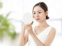 にきびが発生する仕組みを解説