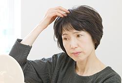 びまん性脱毛症は毛髪が全体的に薄くなる